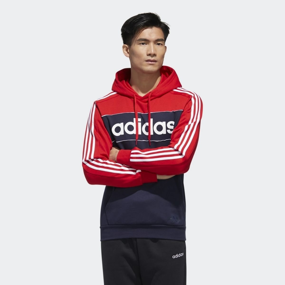 Felpa Adidas Essentials Con...