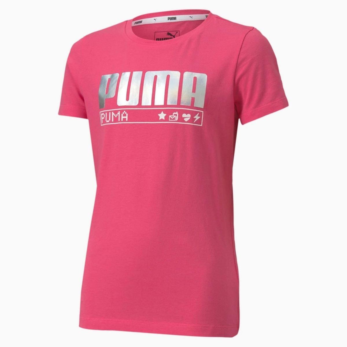 T-Shirt Puma Alpha Logo...