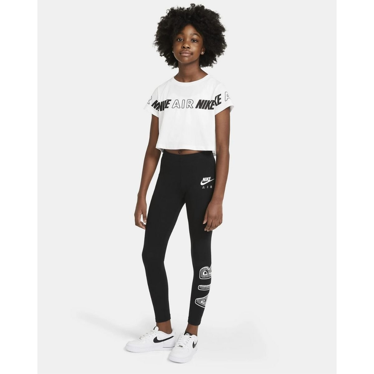 Leggings Nike Air In Cotone...