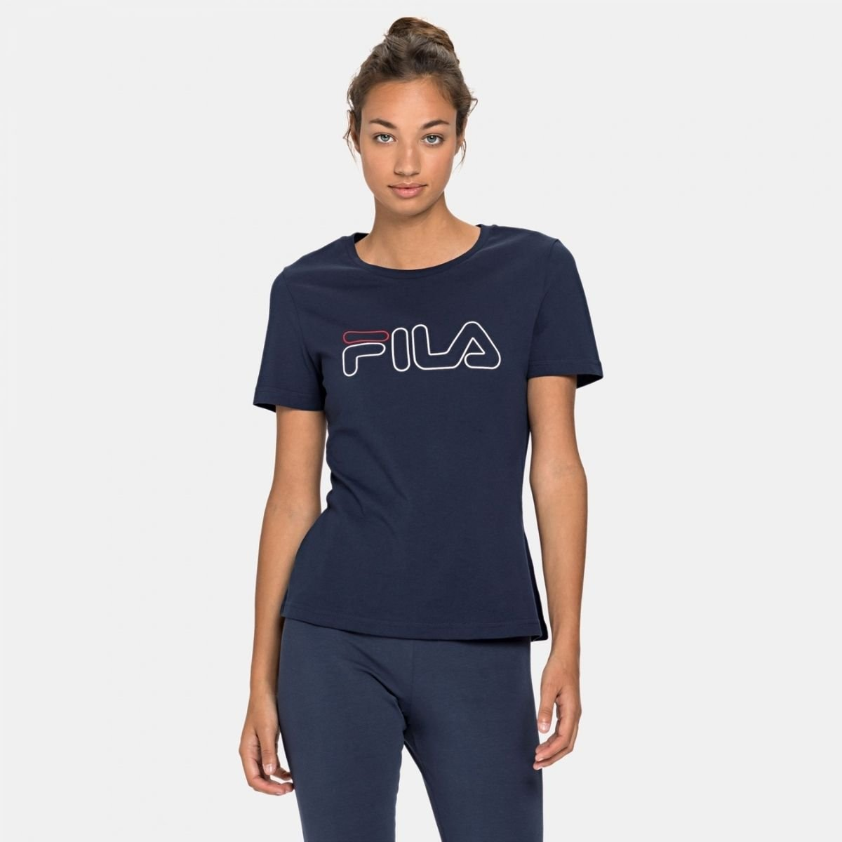 T-shirt Fila Basic In...