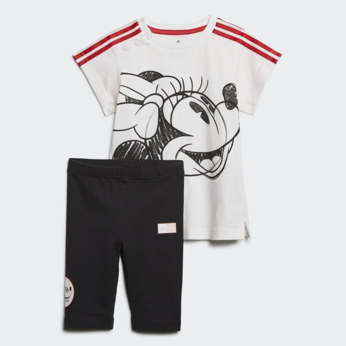 Set Adidas Disney Stampa...