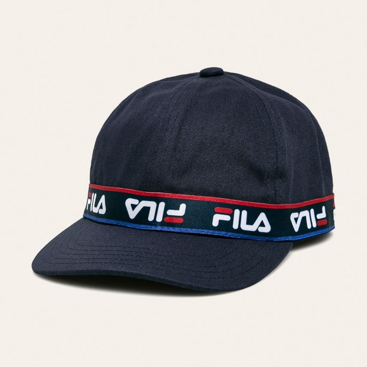 Cappello Fila Banda Logata...