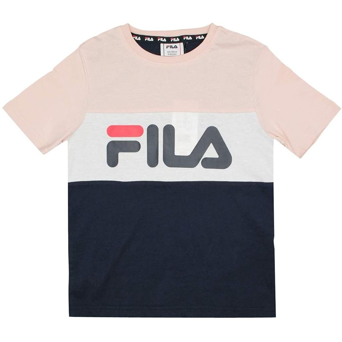 T-Shirt Fila In Cotone...